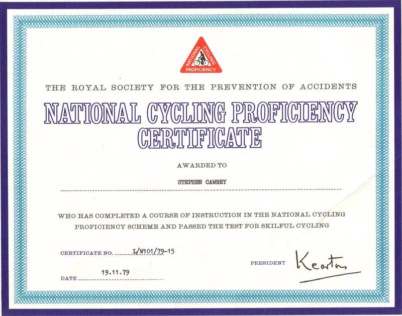 Newbold Verdon Primary School: Cycling Proficiency