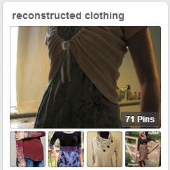Reconstructed Clothing