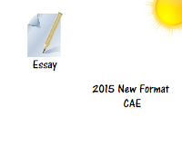 CAE Writing Essay example with teacher's notes and recommendations