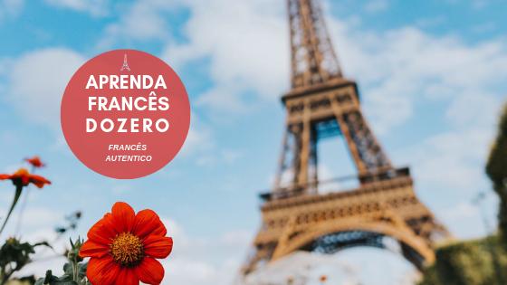 aprenda francês em casa