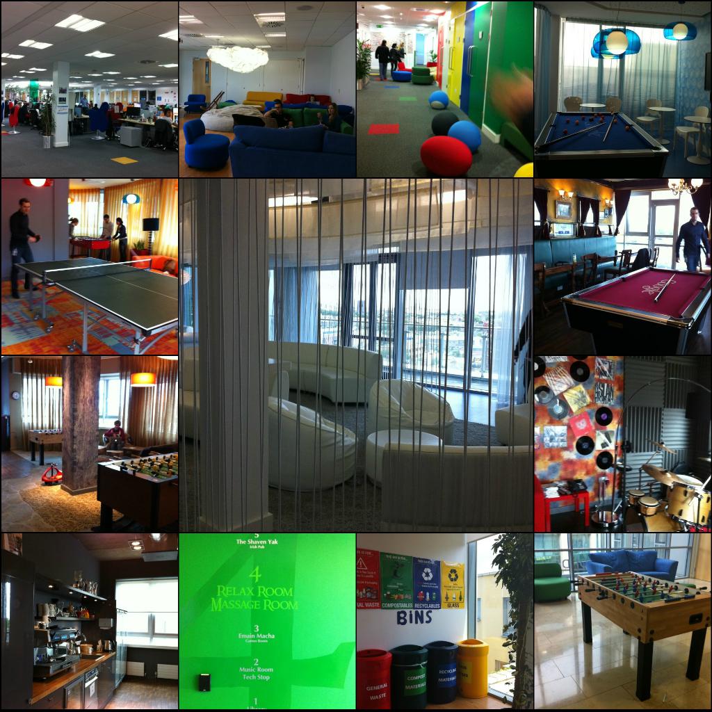 CAMIRTW: Google and Facebook in Dublin