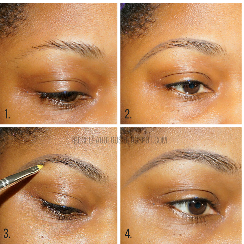 Brow Routine Natural Brows