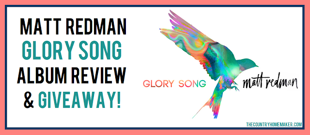 matt redman glory song album