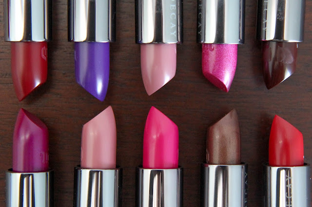 Urban Decay Vice Lipstick Collection & Lip Liners SNEAK PEEK