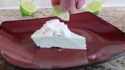 key lime pie no bake