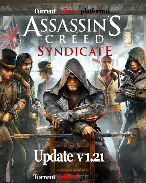 Assassins Creed Syndicate Update v1.21