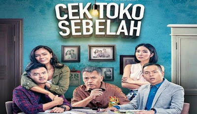 Cek Toko Sebelah (2016) DVDRip Full Movie