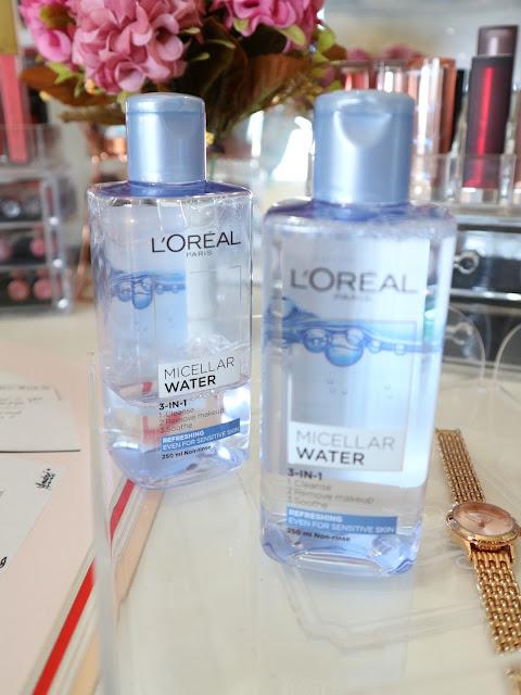 LOreal Micellar Water Review