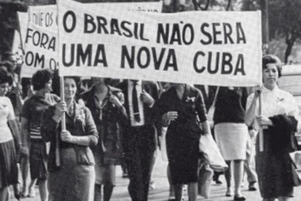 Regime Militar- Brasil não será uma nova cuba