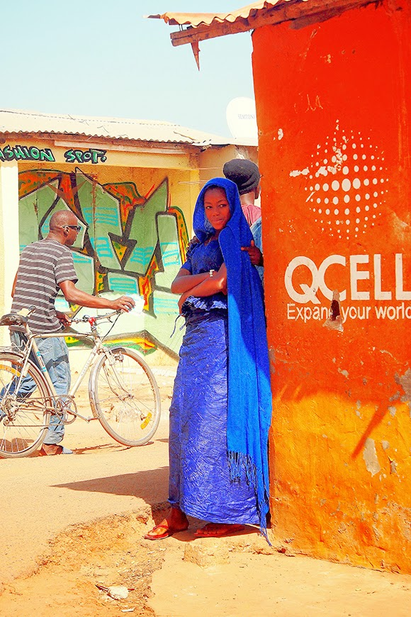 gambia woman