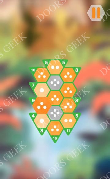 Hexologic Level 28 Solution, Cheats, Walkthrough for android, iphone and PC Steam