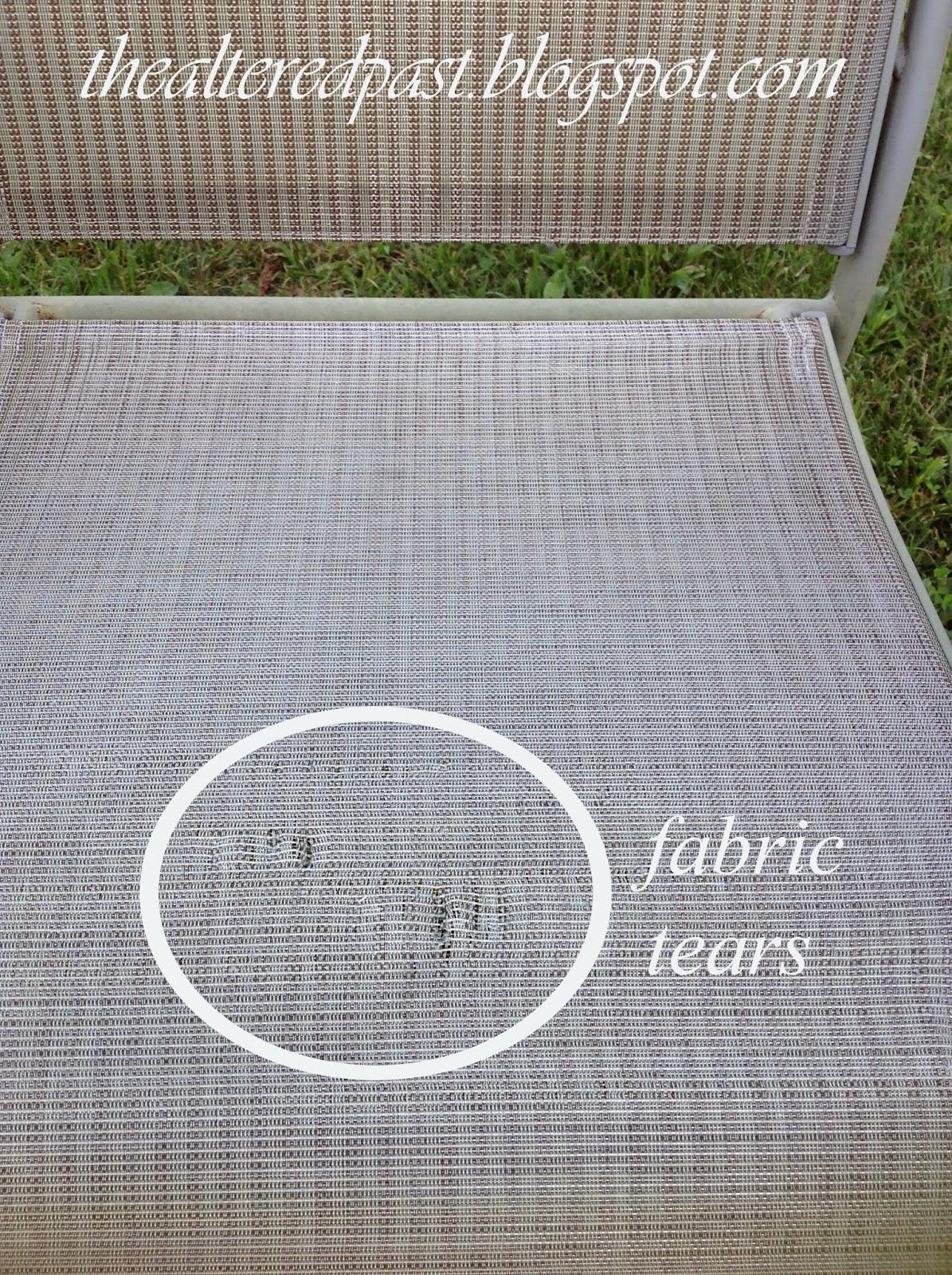 Redo Sling Patio Chairs Lounge Chair Beach Towel Clips Spain Hill Farm Set