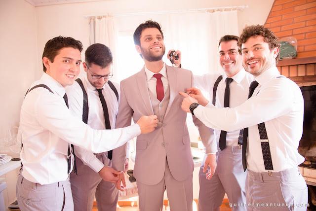casamento real, making of, dia do noivo, noivo e padrinhos, casamento eloiza e renato