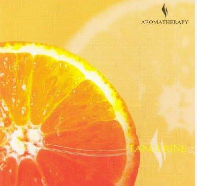 Aromatherapy - Tangerine