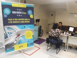 Espaço CoLabore do Shopping Grande Rio realiza ação em parceria com o Sesc RJ