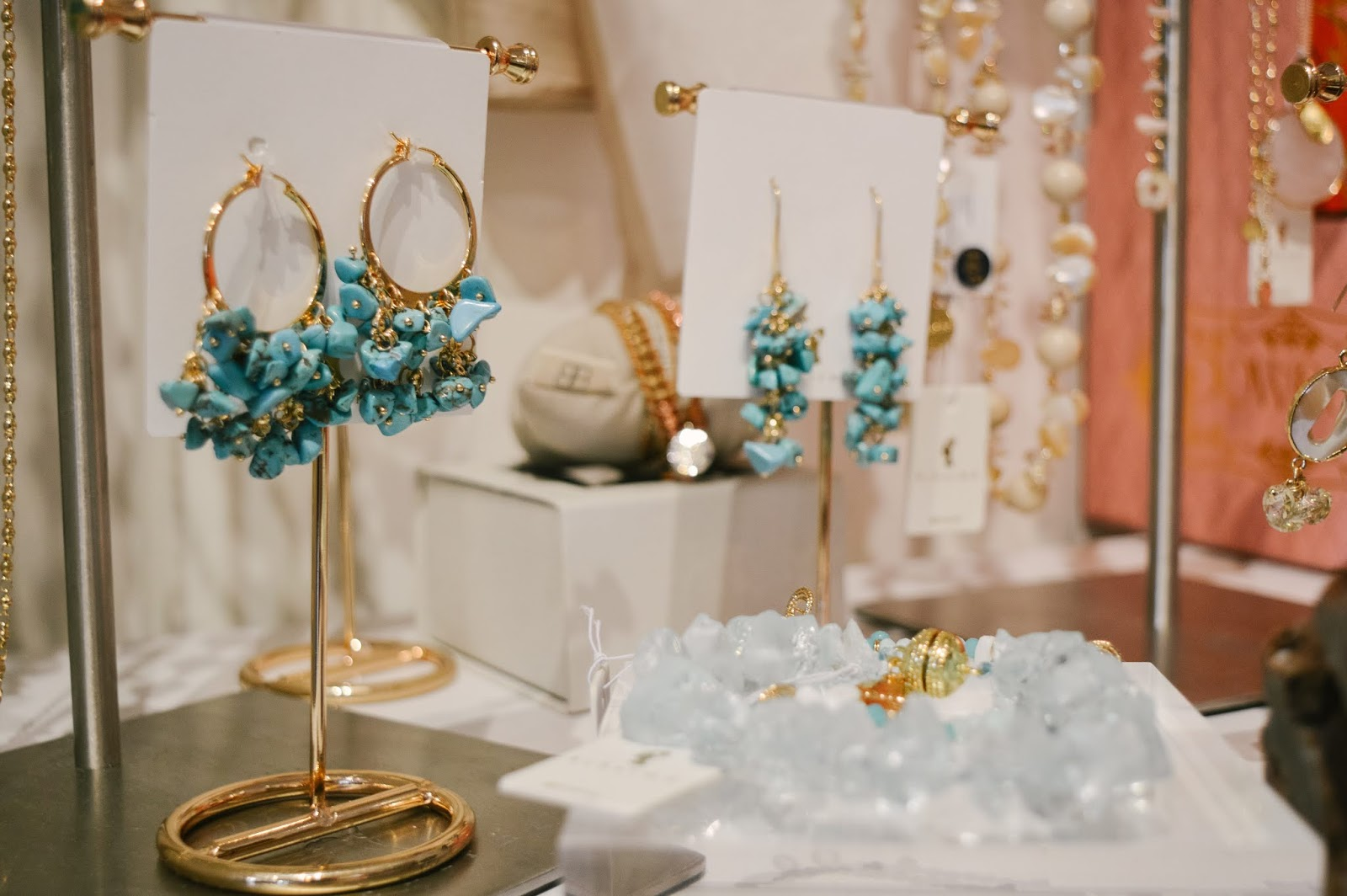 Bcharmed jewellery at The Owl & The Pussycat Stockbridge Fashion Boutique