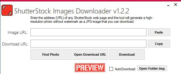 ShutterStock Images Downloader v1 2 2 Portable   Atya2