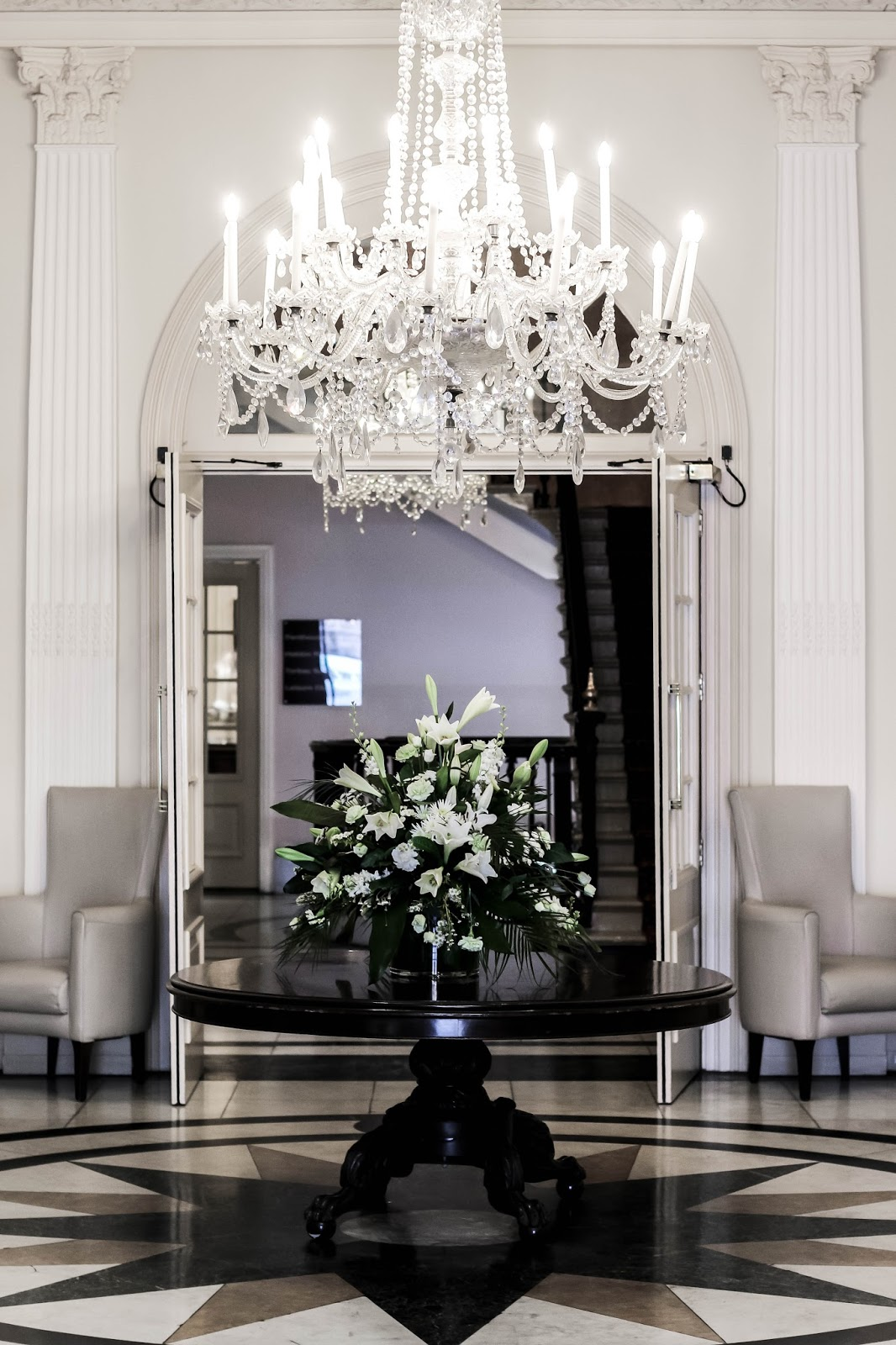 The Imperial Hotel Lobby Entrance Torquay