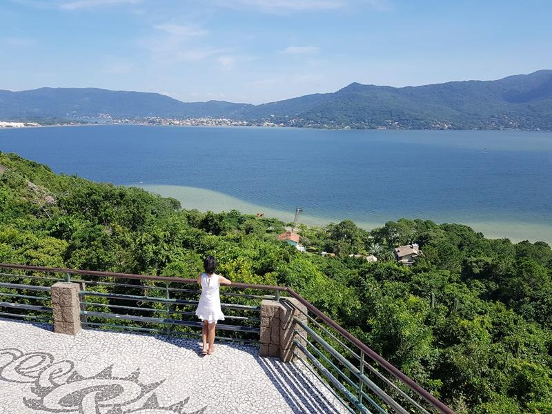 Mirante Barra da Lagoa - Florianópolis