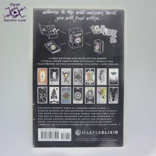 The Wild Unknown Tarot - Box (Back)