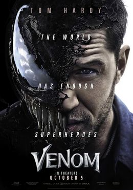 Venom 720p e 1080p Dual Audio Torrent