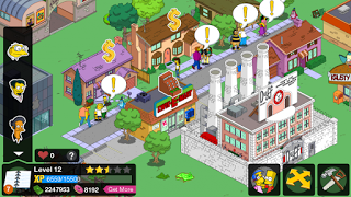 The Simpsons™ Tapped Out Mod Apk v4.21.5 ( Unlimited Money )