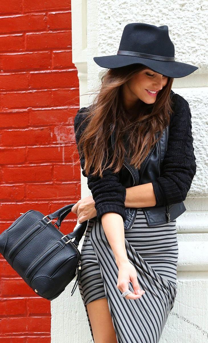 Trend Fötr Şapka Modelleri