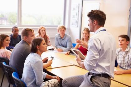 Interaksi di kelas