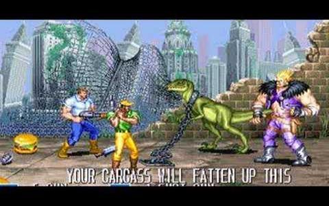 cadillacs and dinosaurs game free  java