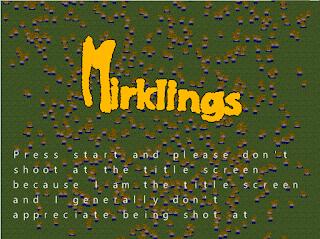 Mirklings par Captain Dreamcast 1