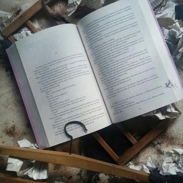 Resenha do livro Desaparecidas de Kristina Ohlsson