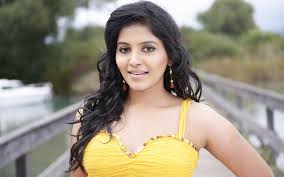 Tamil actress Anjali in Peranbu