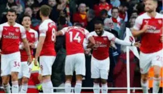 Arsenal continued their stellar performance under the reign of Unai Emery by thrashing Spurs 4-2 to and also gaining the North London bragging rights.