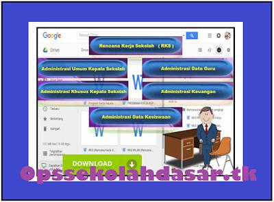 Contoh Format Buku Administrasi Sekolah Format Excel (Opssekolahdasar)