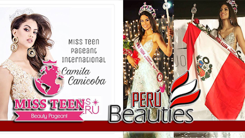 Miss Teen Pageant International 2018 / 2019 es Perú