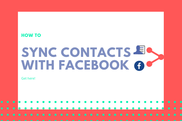 How To Transfer Facebook Contacts To Iphone<br/>