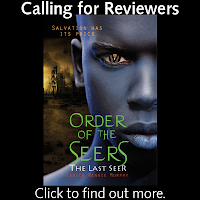 Request to review the third Order of Seers book, The Last Seer!