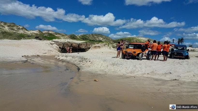 Praia da Fonte - Tour 3 Praias