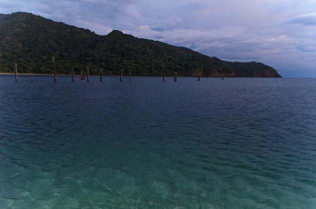 eaving Siwangag Cove cyrstal Clear Waters Palaui Island Sta Ana Cagayan Philippines .
