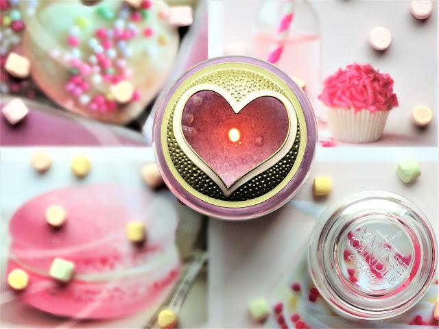 avis Sweet Candies (Friandises Sucrées) de Yankee Candle, yankee candle paques , blog bougie parfumée, blog bougie, avis yankee candle