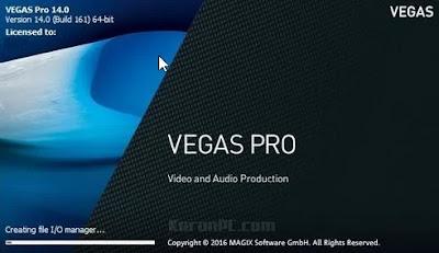 Crack MAGIX Vegas Pro 14.0