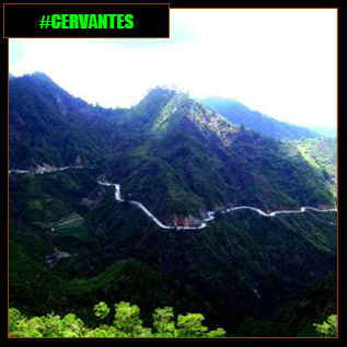 Cervantes, Ilocos Sur: Motorcycle Ride to the Great Wall (of Ilocos)