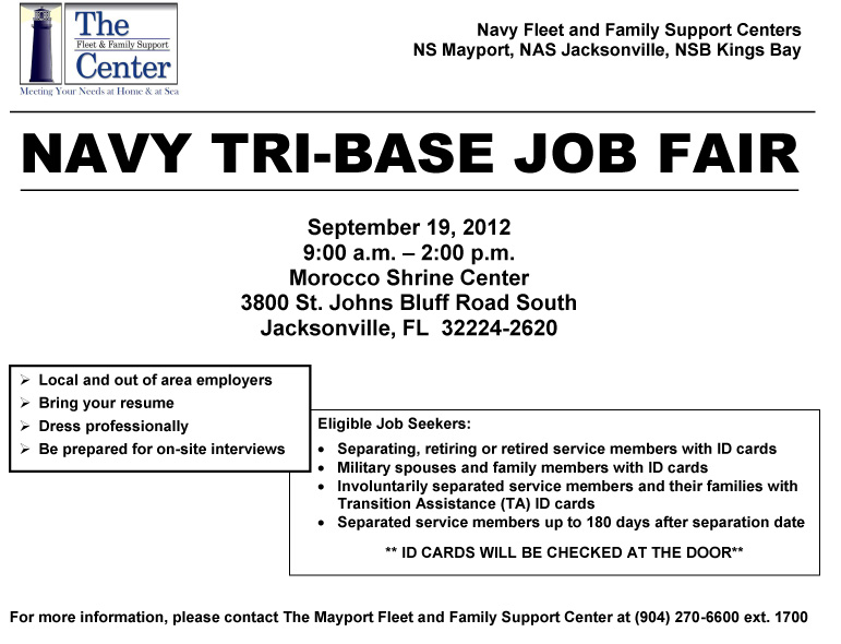 Military-Civilian: Hot Jobs, Events, and Helpful Information for