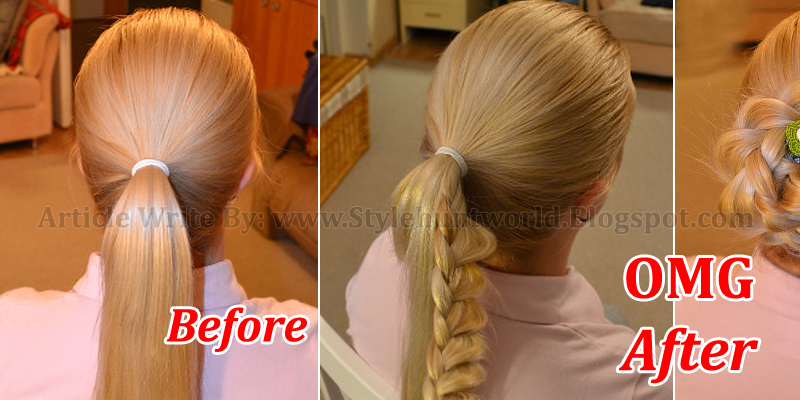 Low Rose Bun Tutorial Step By Step Style Hunt World