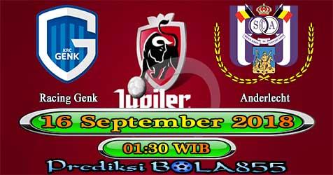 Prediksi Bola855 Racing Genk vs Anderlecht 16 September 2018
