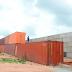 Muro é concluído e barreira de contêineres é retirada de Alcaçuz