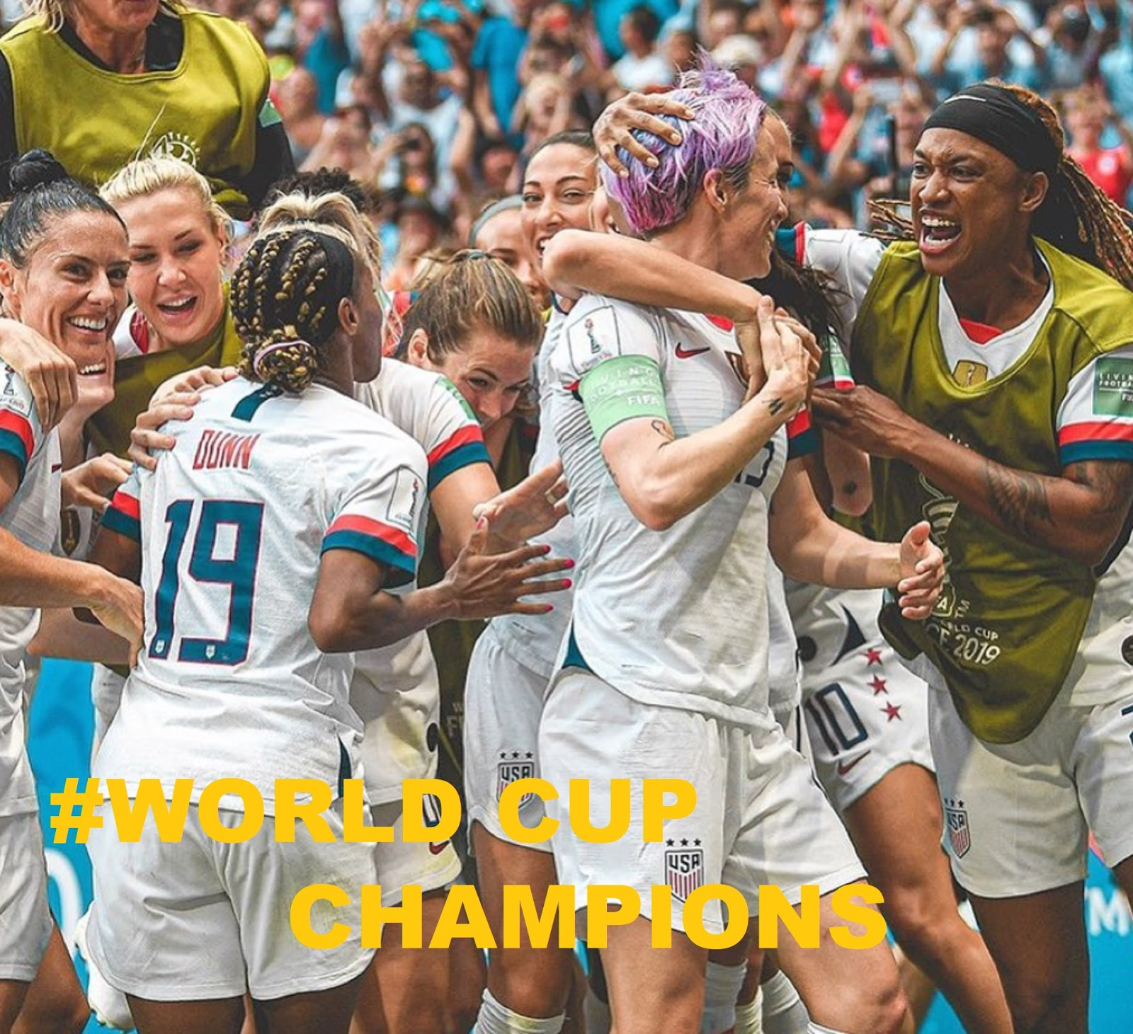 WOMEN'S WORLD CUP 4
