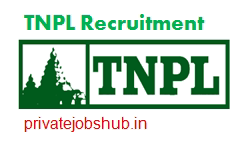TNPL Recruitment