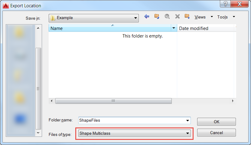 Excitech: Convert AutoCAD Drawings To A Shapefile Format