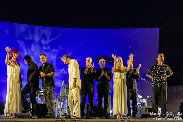 Massimo na Ljetnoj pozornici @ Opatija, 17.08.2018
